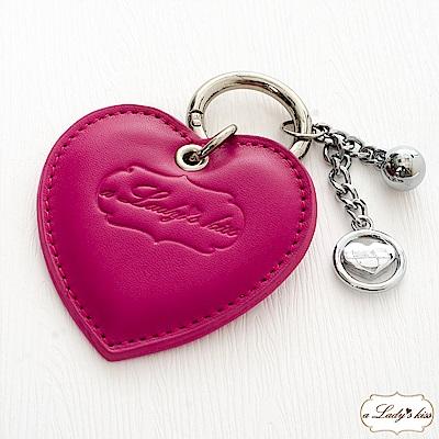 a Lady 's真皮 頂級小牛皮愛星星包鑰匙圈掛飾 8款 @ Y!購物