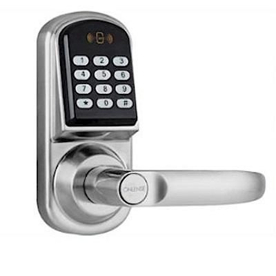 SW200MF-1按鍵密碼鎖 二合一密碼、錀匙 電子鎖智能鎖 (不含安裝)