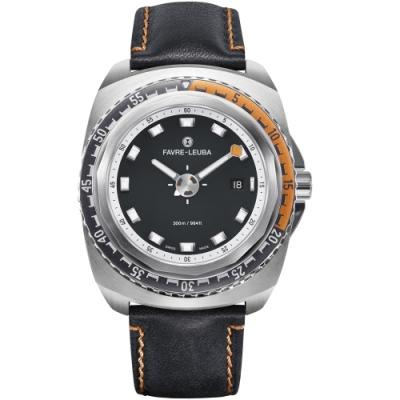 Favre-Leuba域峰表RAIDER系列DEEP BLUE腕錶