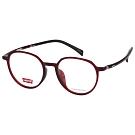 Levi's 光學眼鏡 (紅色)LV7000F