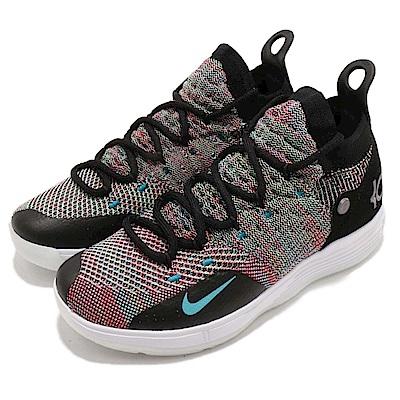 Nike 籃球鞋 KD 11 運動 女鞋