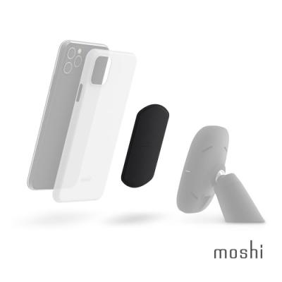 Moshi SnapTo 手機通用引磁貼片 - 磁吸固定貼片