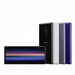 SONY Xperia 1 (6G/128G) 6.5吋超極寬螢幕智慧手機