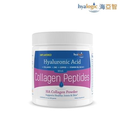 Hyalogic海亞智 膠原蛋白+高濃度玻尿酸粉(180g)