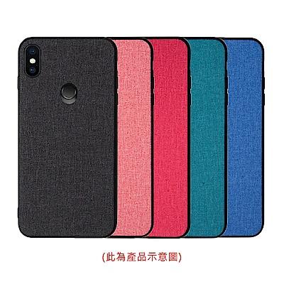 QinD MIUI 紅米 Note 5 布藝保護套