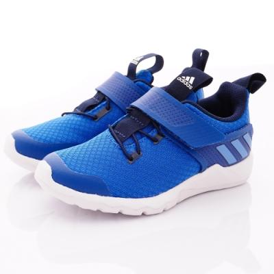 adidas童鞋 RapidaFlex EL- TW5988藍(中大童段)