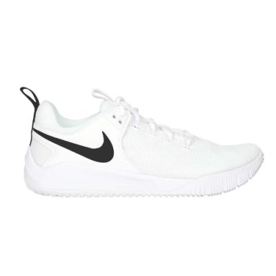 NIKE WMNS ZOOM HYPERACE 2 女排球鞋-訓練 氣墊 AA0286100 白黑