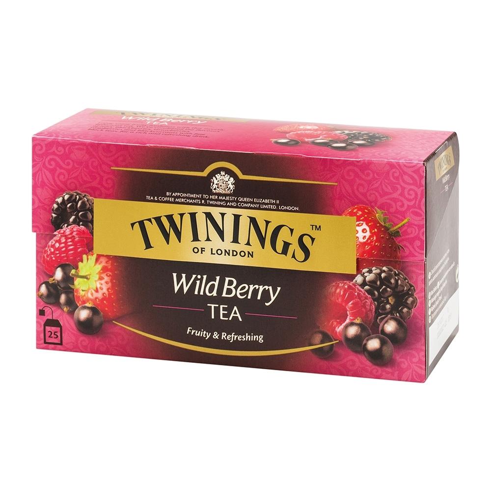 唐寧茶 綜合野莓茶(2gx25入)