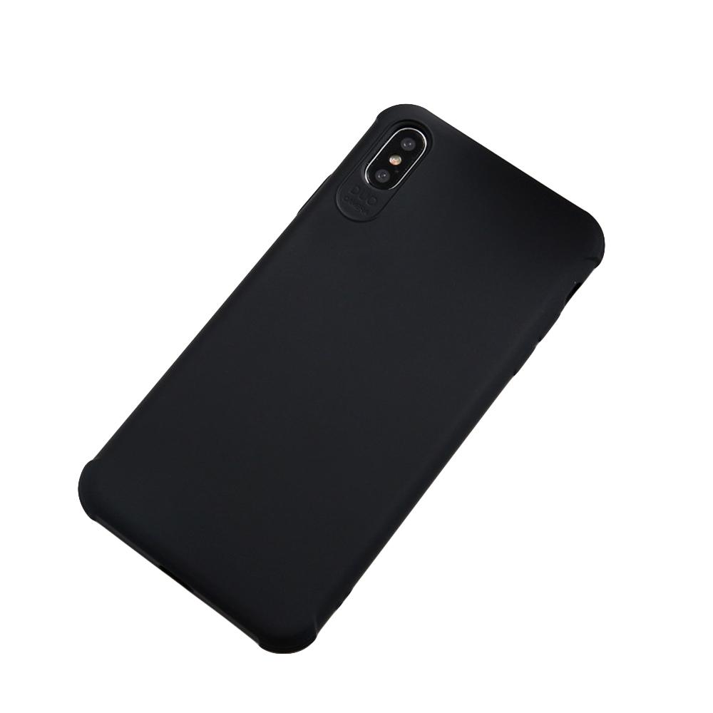 My Colors新液態膠系列 iPhone X/XS 5.8吋 四角防摔保護殼