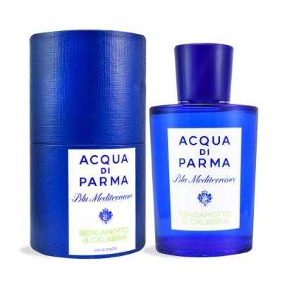 *ACQUA DI PARMA 藍色地中海系列 卡拉布里亞佛手柑淡香水 150ml