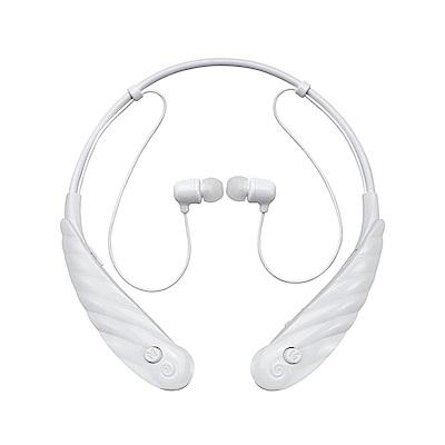 耳寶 助聽器(未滅菌) Mimitakara 充電式脖掛型助聽器-6K5A-時尚白