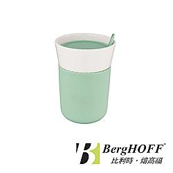 BergHOFF Leo 即飲隨行杯(附蓋)綠色330cc