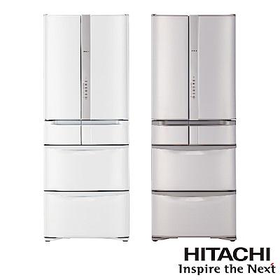 HITACHI 日立家電  475公升日製六門變頻冰箱  RSF48GJ