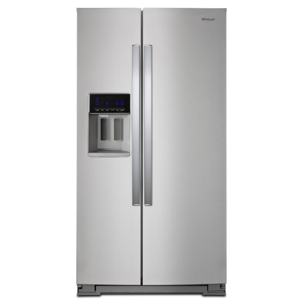 Whirlpool惠而浦 840L 變頻對開2門電冰箱 WRS588FIHZ
