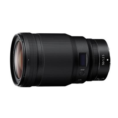 Nikon NIKKOR Z 50MM F/1.2 S(公司貨)