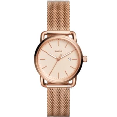 FOSSIL TAILOR 甜美時尚腕錶(ES4333)34mm