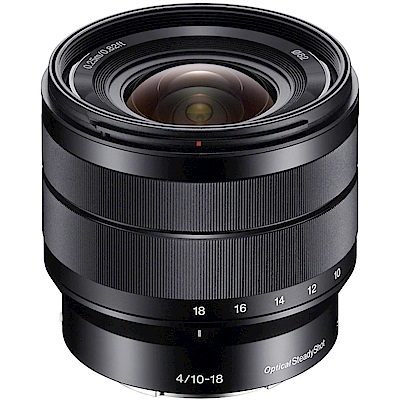 SONY E 10-18mm F4 OSS超廣角變焦鏡頭(平行輸入)