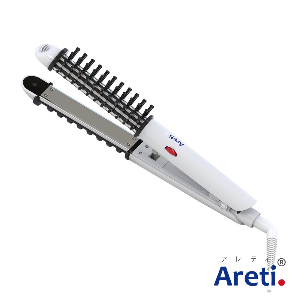 Areti 3way多功能溫控電棒捲梳