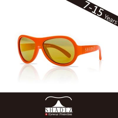 瑞士SHADEZ 兒童太陽眼鏡SHZ-33(年齡7-15)--活力橘