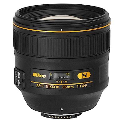 Nikon AF-S NIKKOR 85mm f/1.4G*(平輸)