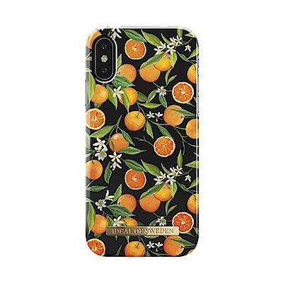 iDeal Of Sweden iPhone X/XS瑞典北歐時尚手機保護殼-西班牙甜橙