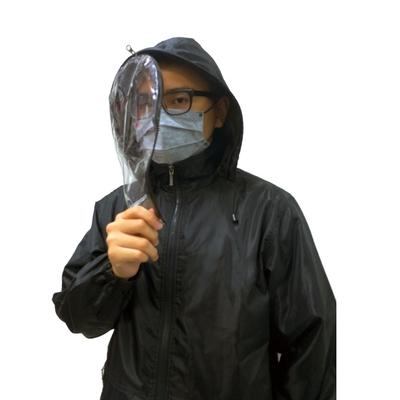 【男人幫】C6000*拉錬可拆防護衣外套