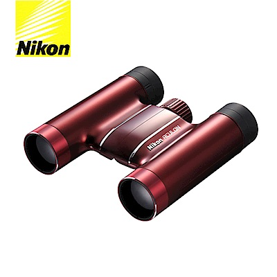 NIKON ACULON T51-8X24雙筒望遠鏡(紅)