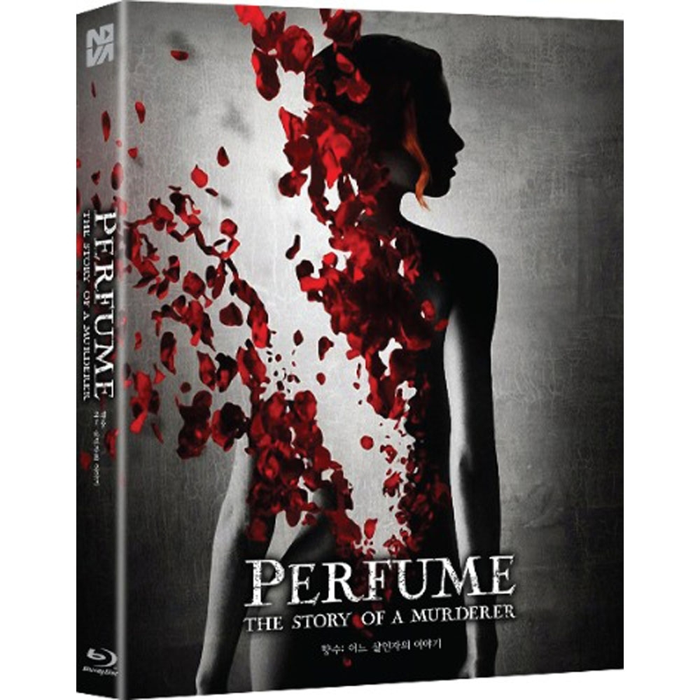 香水 Perfume:The Story of a Murder  藍光 BD