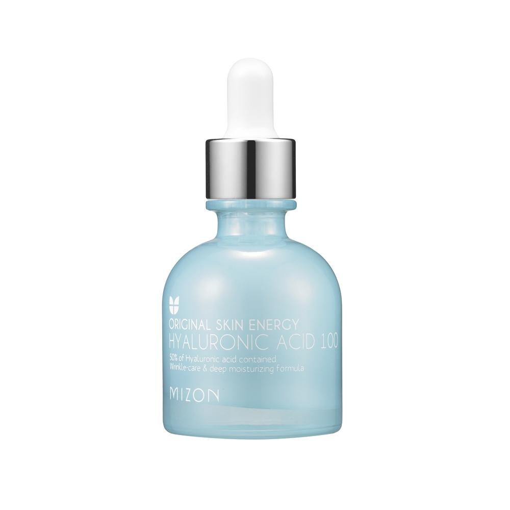 韓國MIZON 玻尿酸100保濕精華安瓶30ml