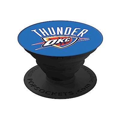 PopSockets X NBA泡泡騷 多功能手機支架 雷霆隊