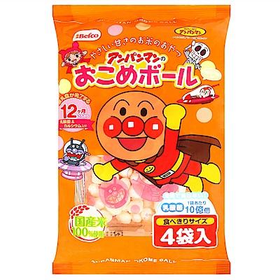 栗山 麵包超人小米果[袋裝](40g)