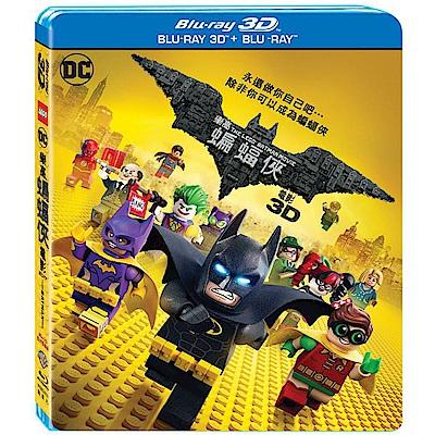 樂高蝙蝠俠電影 2017 3D+2D 雙碟版   藍光 BD