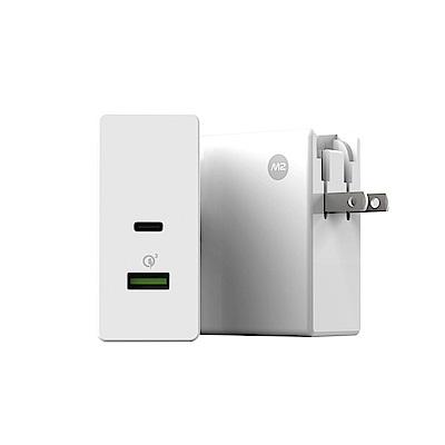 Monitormate M2 Square USB-C 快充充電器