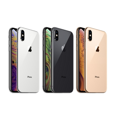 【福利品】Apple iPhone XS 64G 5.8吋智慧型手機 (八成新)