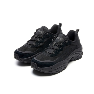 FILA ALPHA RAY LINEAR 運動鞋-黑 4-C105V-001