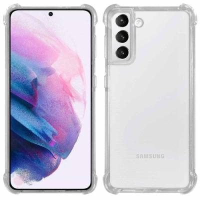 Metal-Slim Samsung Galaxy S21 5G 強化軍規防摔抗震手機殼