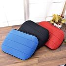 凱堡 辦公椅專用 氣墊腰椎支撐墊/靠枕/靠墊/腰靠/午安枕