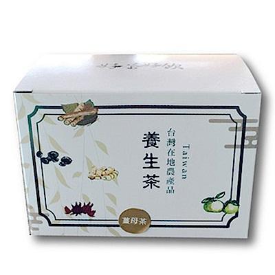 【金彩堂】薑母茶(15包/盒)x5
