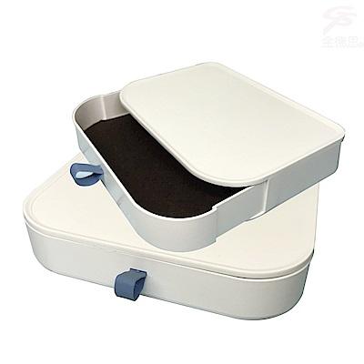 金德恩 化妝品/飾品收納盒 (附抽屜)