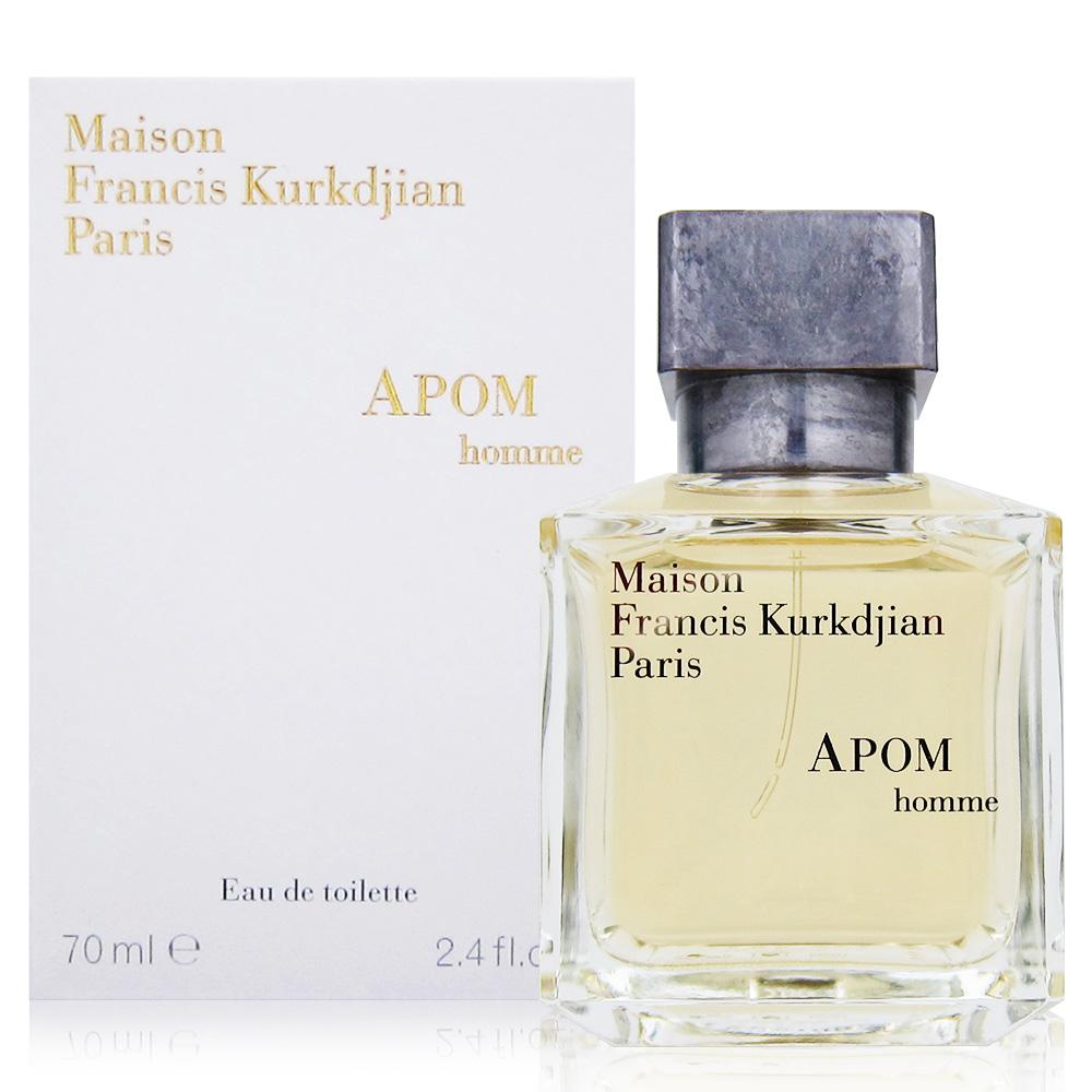 MFK APOM彷彿有我男性淡香水70ml(法國進口)