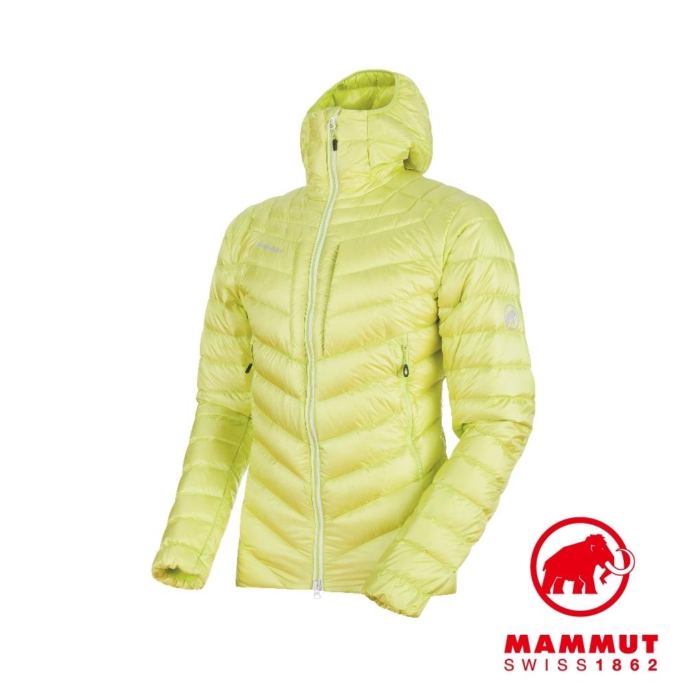【Mammut】Broad Peak 羽絨外套 金絲雀 男款 #1013-00260