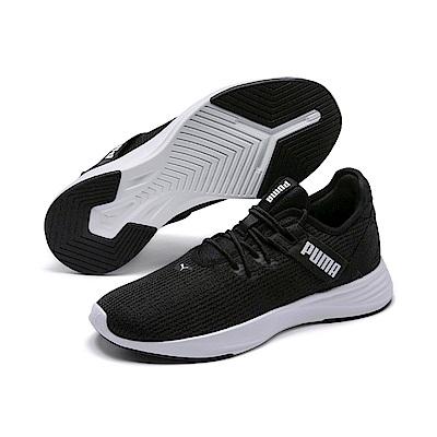 PUMA-Radiate XT Wn s 女性有氧運動鞋-黑色