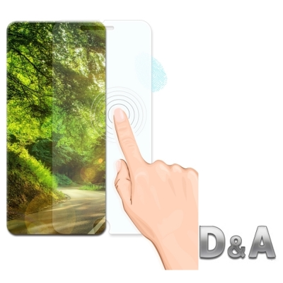 D&A Samsung Galaxy A9 (2018)電競玻璃奈米5H螢幕保護貼