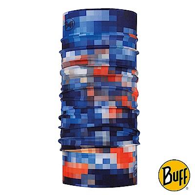 《BUFF》Plus經典頭巾-奇幻魔方 BF117966-555