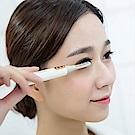 PUSH! 居家生活用品速熱感溫矽膠電燙睫毛器卷翹器燙睫毛夾卷捷眼夾定型器I78