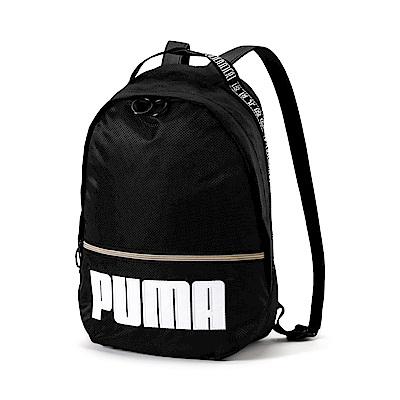 PUMA-女性Prime後背包-黑色