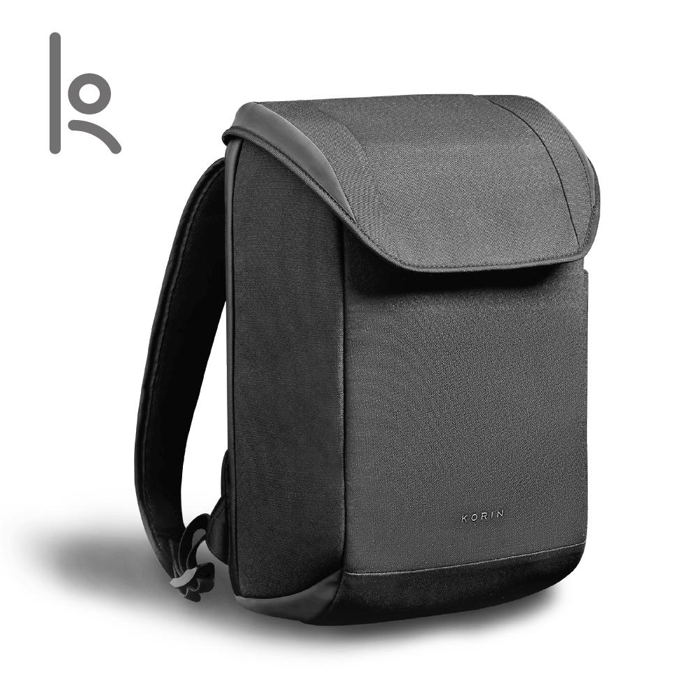 Korin Design ClickPack X 黑科技防割防盜後背包(代理商公司貨)