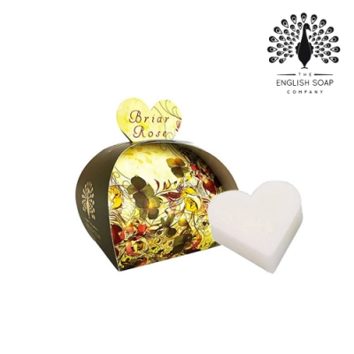 The English Soap Company 乳木果油植萃香氛皂-薔薇玫瑰 Briar Rose 60g