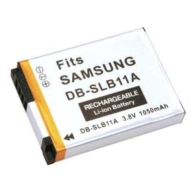 Kamera 鋰電池 for Samsung SLB-11A (DB-SLB11A)