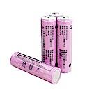 UNAVI安全認證 凸頭18650充電鋰電池 2600mAh(4顆入)贈電池盒